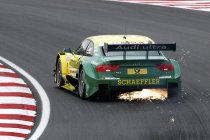 Brands Hatch: Startfinish zege voor Mike Rockenfeller