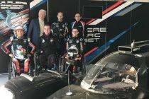 Nigel Bailly en Team SRT41 stellen deelname met jaar uit
