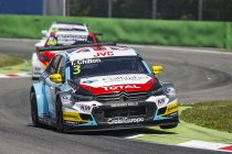 Monza: Tom Chilton wint na dom manoeuvre Bennani - Poleman Tom Coronel baalt (update)