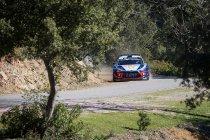 Corsica: Ogier wint - Neuville op podium