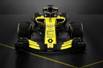 Formule 1-team Renault maakt de R.S.18 wereldkundig