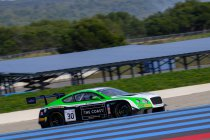Testdagen: Team Parker Racing Bentley primus na dag 1