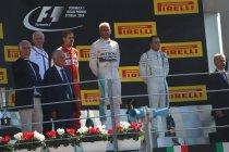 Italië: Hamilton van start tot finish - uitslag onder voorbehoud