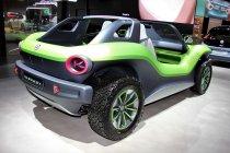 Autosalon: Concept cars geven bezoekers een idee over de toekomst van de auto