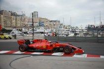 Monaco: Leclerc snelste – Vettel in de muur
