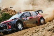 WRC Mexico: Neuville scoort podium, Meeke wint