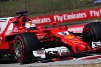 Hongarije: Ferrari neemt felbevochten 1-2 terwijl Vandoorne eerste punt pakt