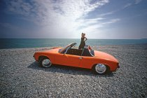Porsche viert 50 jaar 914