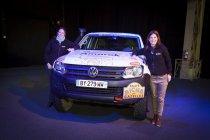 Belgian VW Club met Sylvie Delcour en Marie Speeckaert naar Rallye Aïcha des Gazelles