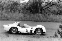 1000 km Nürburgring 1960: Hoogdag voor Stirling Moss en Dan Gurney met Maserati