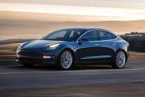 Tesla Model 3 blijkt een prima wagen voor een trackday (+video)