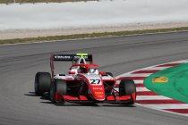 Barcelona: Jehan Daruvala wint FIA F3 sprintrace