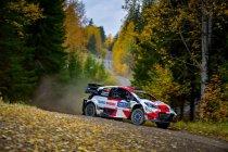 WRC: Evans houdt Hyundai af, Neuville in lappenmand