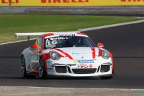 GP België: John Wartique opniew aan de start in de Porsche Supercup