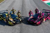 Iron Lynx en Iron Dames tonen 2021 WEC-kleuren