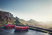 Porsche presenteert Cayman T en Boxster T