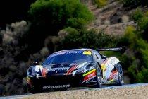 Jerez: Race 2: Opnieuw Ferrari – SRT Corvette niet aan de start