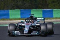 In-season test Hongarije: Junior rijders maken de dienst uit
