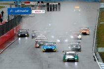 Hockenheim: Wittmann en BMW verslaan Audi in natte openingsmanche
