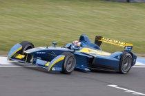 Donington: Sébastien Buemi snelste op eerste officiële testdag