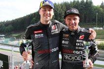 Spa Euro Race: Zege voor Stienes Longin en Marnik Battryn met de Porsche GT4