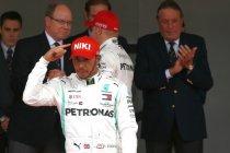 Monaco: Hamilton draagt zege op aan Niki Lauda