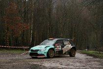 Spa Rally: Princen neemt opnieuw afstand. Cherain en de Mevius crashen