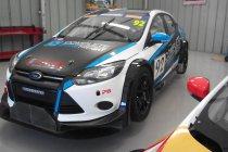24H Zolder: Stienes Longin vervolledigt bezetting Marc Ford Focus #92