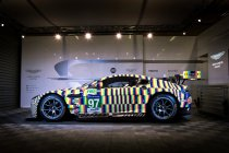 24H Le Mans: Aston Martin brengt Art Car aan de start