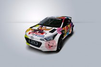 Hyundai presenteert livery Neuville voor Ypres Rally
