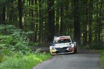 Ypres Rally: Een eerste zege voor Cracco in BRC