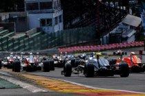 Einde voor Formula Renault Northern European Cup