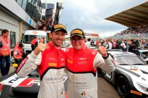 Het Belgian Audi Club Team WRT knoopt in Zandvoort terug aan met de zege