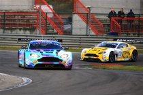 Belgian Masters: Endurance: Ook in Zolder legt GPR (Aston Martin) beslag op eerste startrij