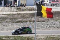 Zweden: RX2: Superieure Guillaume De Ridder pakt tweede zege op rij