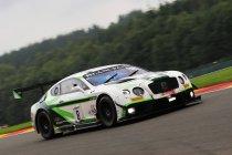 """24H Spa: Een """"gemiste kans"""" voor Bentley"""