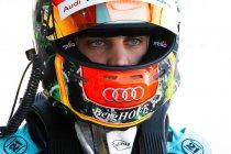 """Laurens Vanthoor: """"Bedankt Audi, Belgian Audi Club en WRT!"""""""