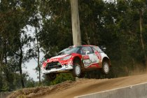 Rally van Portugal: Meeke nog steeds outstanding