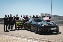 Porsche zet nieuw ronderecord neer op de Nürburgring