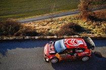 WRC: Ogier en Neuville blijven elkaar bestoken