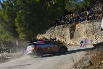 Catalunya: Hyundai bezet volledig podium na het onverhard