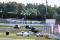 Gamma Racing Day: Race 1 Supersport & Sport divisies: Crash zorgt voor lange safety car procedure
