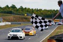 Oschersleben: nieuwe podiumplaats voor Boutsen Ginion Racing