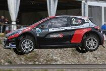 Ulrik Linnemann test VW Polo Supercar in Belgisch kampioenschap