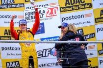 FR NEC: Hockenheim: Podium voor Dries Vanthoor – Rookie titel voor Max Defourny