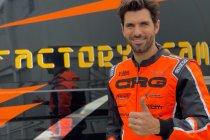 Jaime Alguersuari keert terug naar de kartsport met CRG