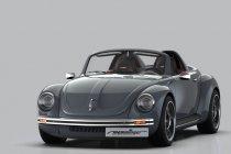 Duitse VW-kever restaurateur bouwt eigen moderne Kever Roadster (+ video)