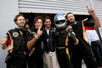 Monza: Derde zege voor Roy Nissany