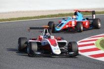 GP3: Spanje: Alex Albon wint sprintrace