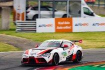 Monza: Nico Verdonck eindigt net naast het podium
